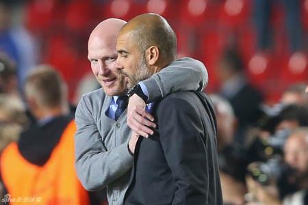 Bộ sâu Guardiola-Sammer cùng nhau xây dựng Bayern Munich mạnh mẽ hơn