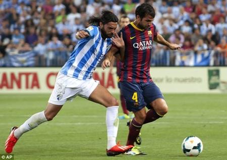 Fabregas quyết bám trụ lại Barcelona