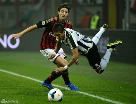 AC Milan nhẹ nhàng vượt qua Udinese với tỷ số 1-0