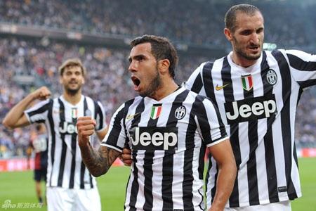 Juventus đã tìm được chiến thắng giải khát trước Genoa