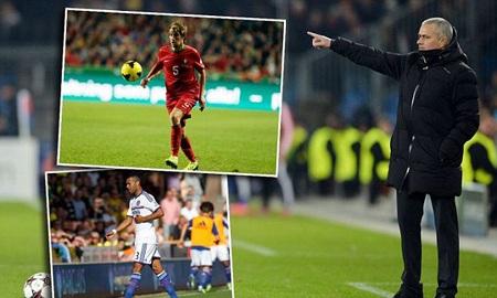 Mourinho muốn đón Coentrao tới Chelsea