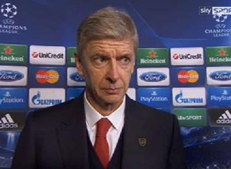 HLV Wenger vẫn tỏ ra thận trọng về cơ hội của Arsenal