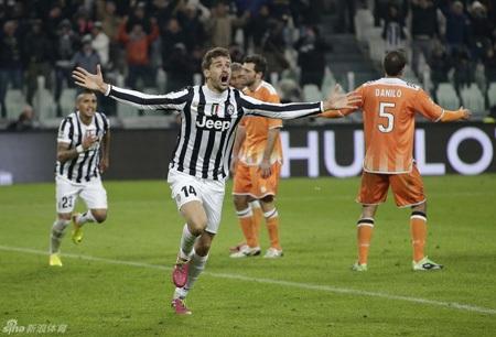 Llorente đã ghi bàn thắng duy nhất trận đấu ở phút bù giờ