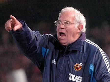HLV Luis Aragones đã qua đời ở tuổi 75