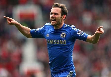 Juan Mata đã gửi tâm thư cho CĐV Chelsea