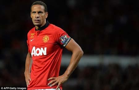 Nhiều khả năng Rio Ferdinand sẽ chia tay MU sau mùa giải này