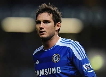 Lampard - biểu tượng của Chelsea