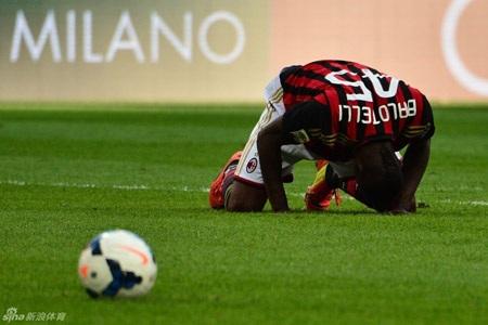 AC Milan lại lún sâu vào khủng hoảng với thất bại thứ 4 liên tiếp