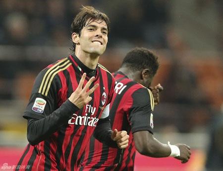 AC Milan xuất sắc vượt qua Chievo