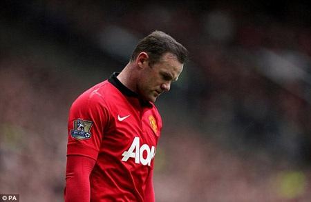 Rooney coi trận thua trước Liverpool là ác mộng cuộc đời