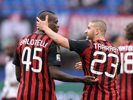 AC Milan giành chiến thắng thứ 5 liên tiếp tại Serie A
