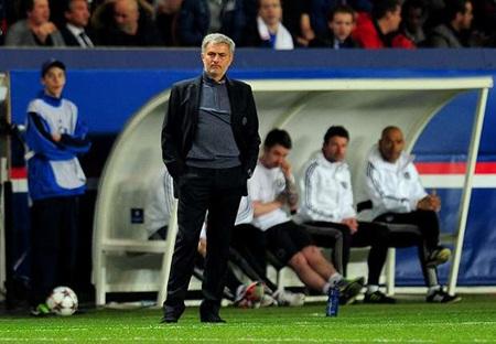 Mourinho đặc biệt không hài lòng về hàng thủ Chelsea