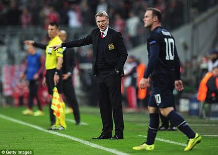 Moyes hứa sẽ trở lại Champions League sớm nhất có thể