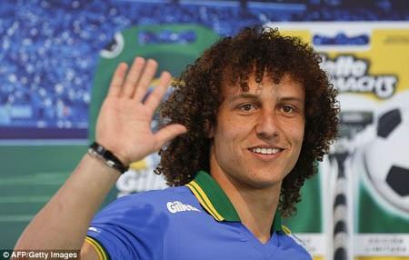 David Luiz sắp cập bến PSG