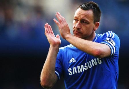 Terry sẽ tiếp tục ở lại Chelsea