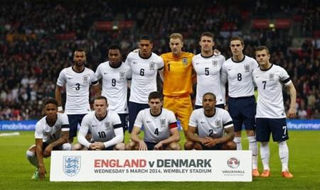Liverpool là nòng cốt của ĐT Anh