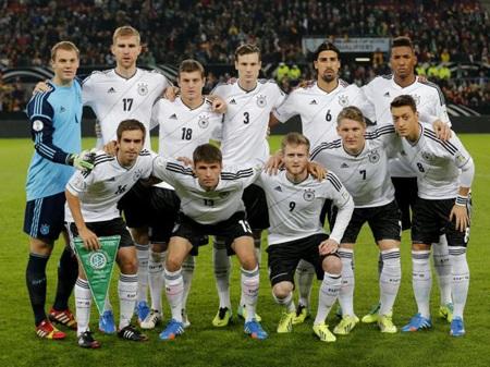 Tuyển Đức triệu tập đầy đủ binh hùng trước mạnh phục vụ giấc mơ vô địch World Cup