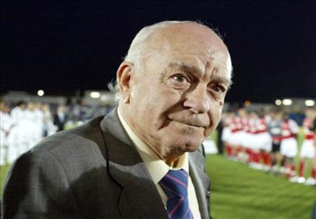 Huyền thoại Di Stefano đã qua đời ở tuổi 88