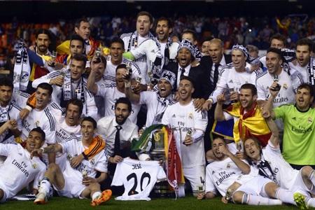 ĐKVĐ Real Madrid hoàn toàn có thể rơi vào bảng tử thần