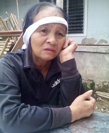 Bà Phạm Thị Tâm: Sự việc chưa ngã ngũ, xin đừng nghĩ oan cho thằng Chung.