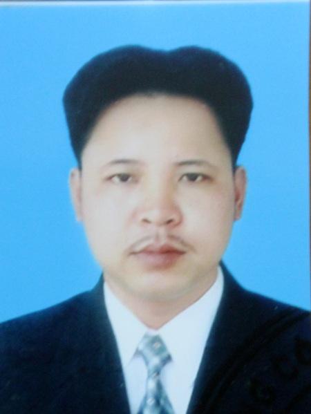 Đối tượng Trần Đình Cần.