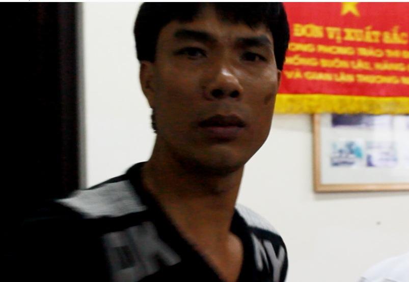 Đối tượng Phạm Văn Ngàn.