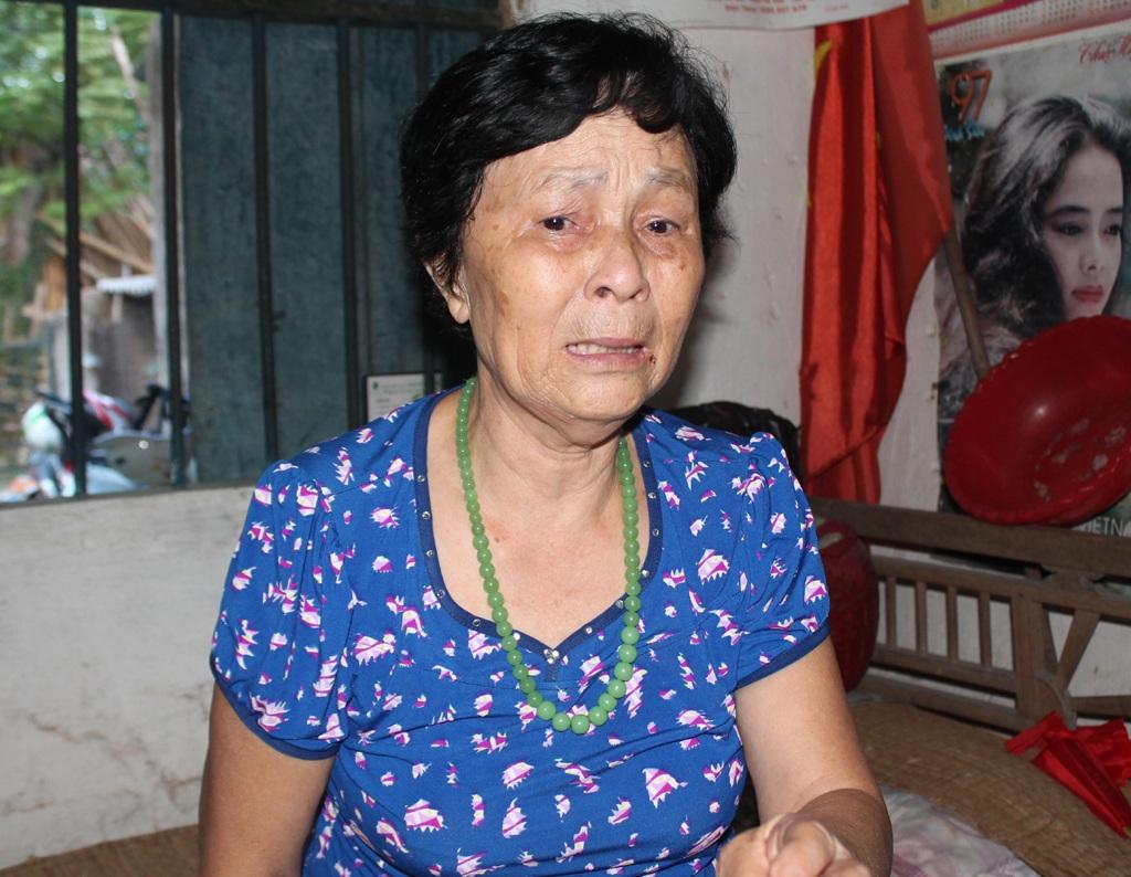 Gần 50 năm, người phụ nữ này đã giữ trọn lời thề với người lính trước ngày ra trận.