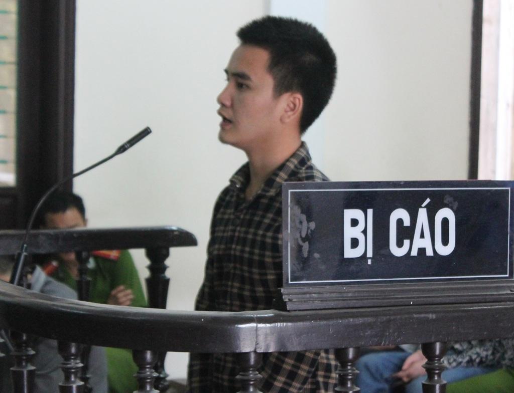 Bị cáo Nguyễn Văn Đức được xác định là người giữ vai trò chính trong vụ án.