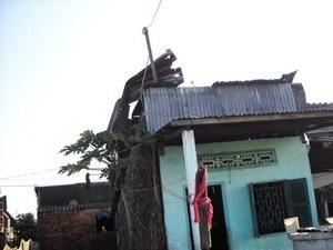TPHCM khắc phục thiệt hại do lốc xoáy ở Cần Giờ