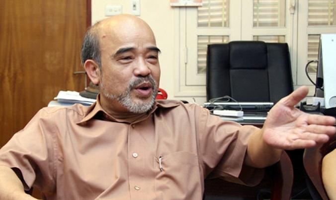 GS.TS Đặng Hùng Võ, nguyên Thứ trưởng Bộ Tài nguyên và Môi trường.