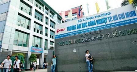 Trường ĐH Công nghiệp TPHCM được tự chủ nhiều hoạt động (ảnh internet)