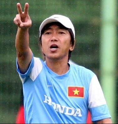 Huấn luyện viên trưởng Đội tuyển Việt Nam, Miura Toshiya
