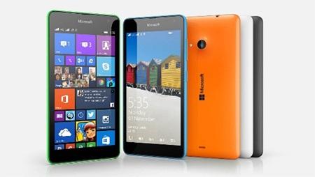 Lumia 535 được đánh giá là điện thoại selfie đẹp nhất trong tầm giá dưới 4 triệu