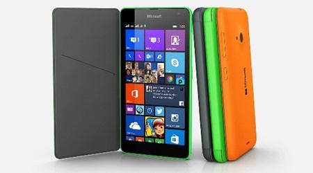 Lumia 535 bán giá 535.000 đồng duy nhất vào lúc 5h35 ngày 3/12/2014