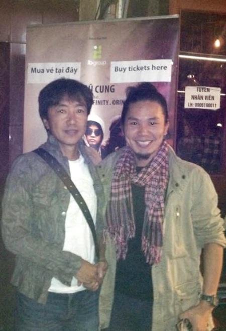 Huấn luyện viên trưởng Đội tuyển Việt Nam, Miura Toshiya và