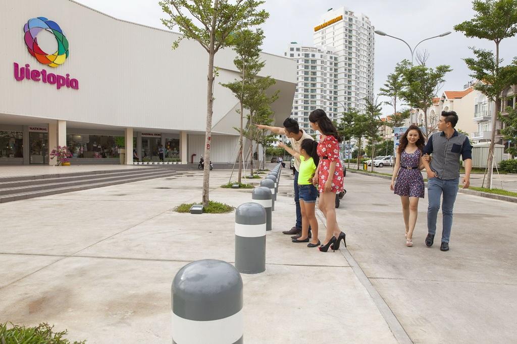 Thành phố trẻ thơ Vietopia - một tiện ích riêng có của cư dân Him Lam Riverside