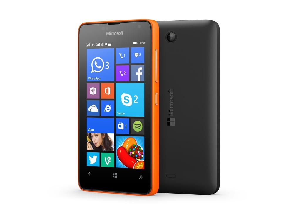 """Người dùng Nokia ồ ạt """"nâng cấp"""" lên Microsoft Lumia 430"""