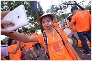Selfie với những trải nghiệm đường phố vừa gần gũi nhưng cùng rất thú vị