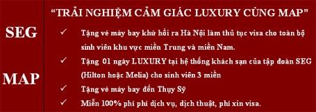 Du học Thụy Sỹ - Tấm vé vàng dành cho sinh viên Việt Nam - 1