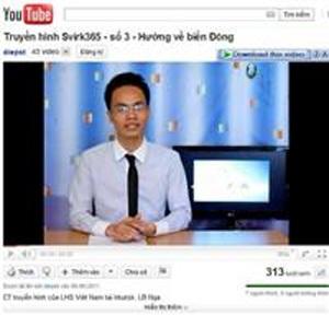 Du học sinh Việt làm chương trình truyền hình ở Nga - 1