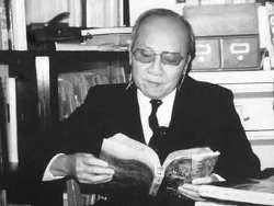 Giới đại học Pháp vinh danh học giả Hoàng Xuân Hãn  - 1