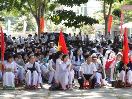 Náo nức khai giảng năm học mới 2011-2012 - 5