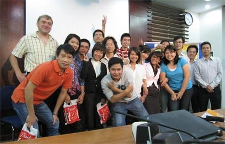 Nhận bằng Thạc sỹ của CHLB Đức ngay tại Việt Nam - 1