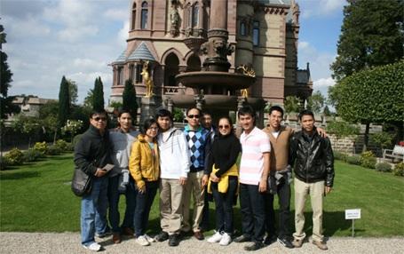 Nhận bằng Thạc sỹ của CHLB Đức ngay tại Việt Nam - 2