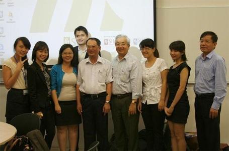 Cộng đồng sinh viên Việt Nam tại SIM, Singapore - 2
