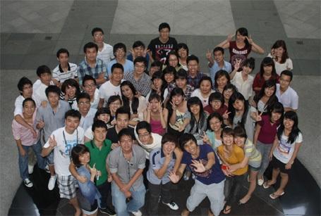 Cộng đồng sinh viên Việt Nam tại SIM, Singapore - 1