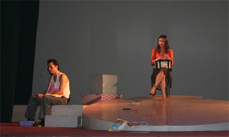 Tuyển sinh diễn viên sân khấu - điện ảnh - truyền hình tạo nguồn - 2