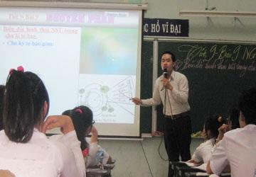 Công nghệ có làm khổ giáo viên?