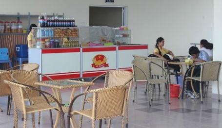 Canteen.