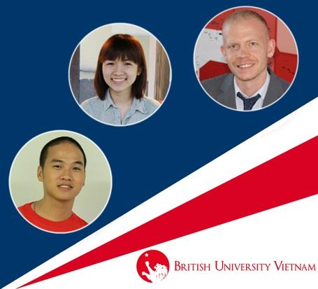 ĐH British University Vietnam phối hợp cùng báo